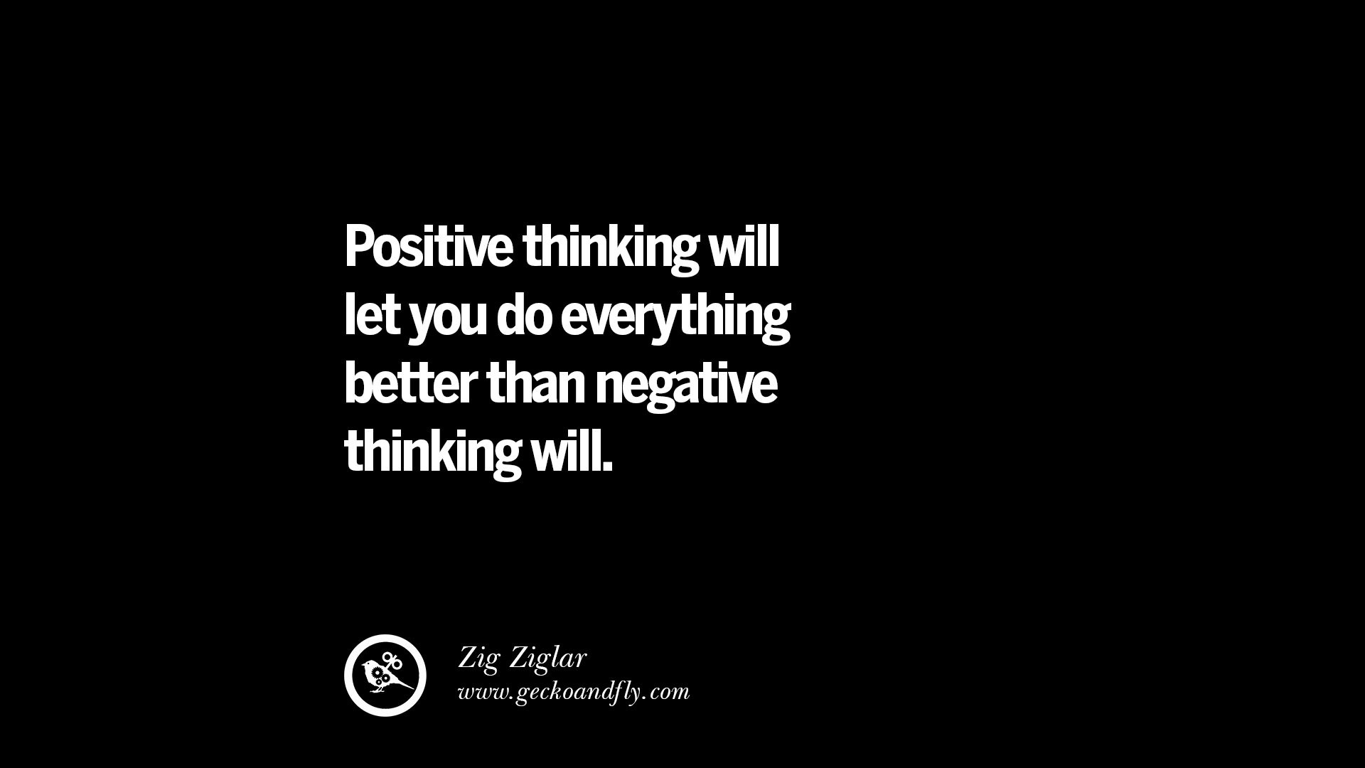 Positive Thinking Quotes Images  20 Inspirational Quotes Positive Thinking Power And