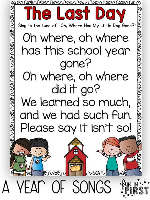 Preschool Graduation Quote  Using Songs in Your Classroom