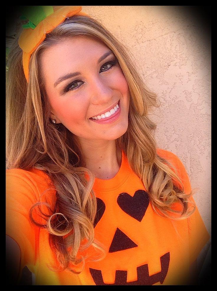 Pumpkin Costume DIY  Happy Halloween pumpkin costume DIY Costumes