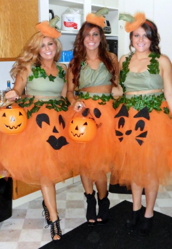 Pumpkin Costume DIY  Best 25 Tulle halloween costumes ideas on Pinterest