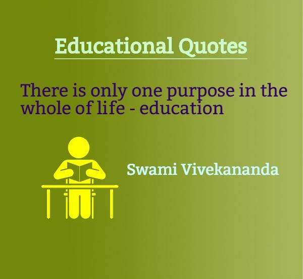 Purpose Of Education Quotes  25 best Quotes About Education on Pinterest