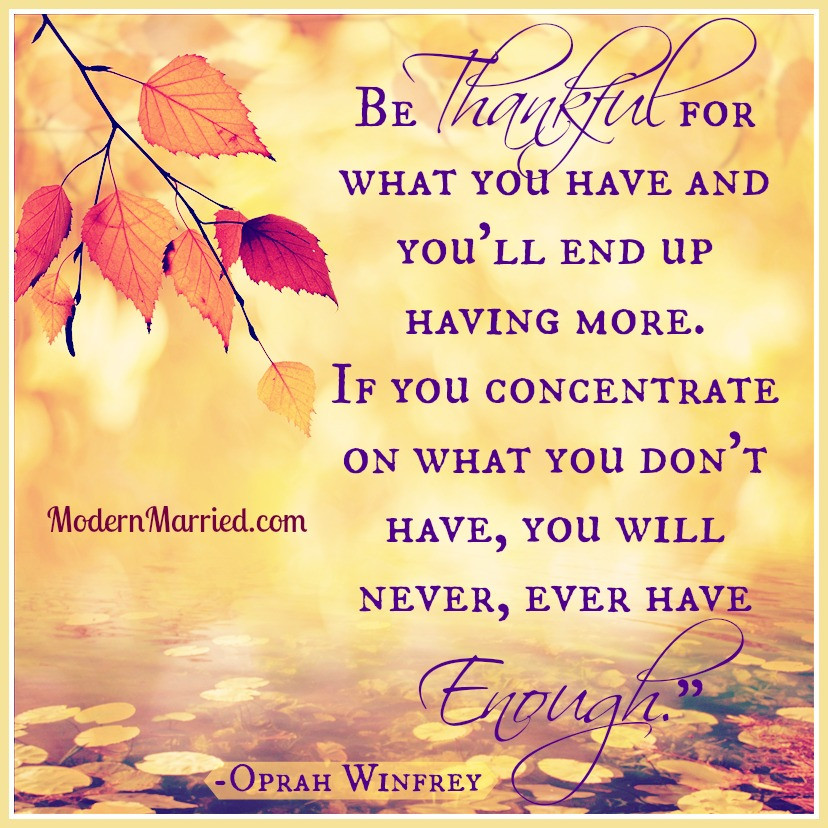 Quote On Thanksgiving  10 Gratitude Quotes for Thanksgiving Season