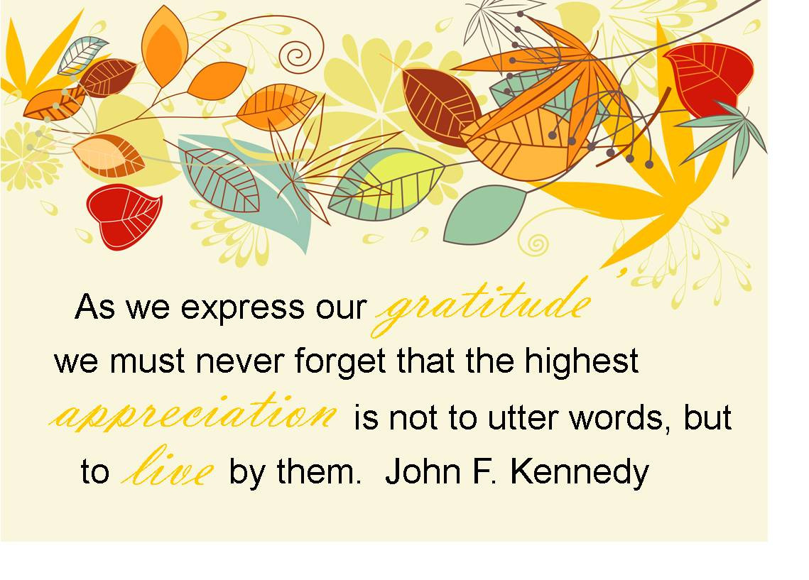 Quote On Thanksgiving  Giving Thanks Poems And Quotes QuotesGram