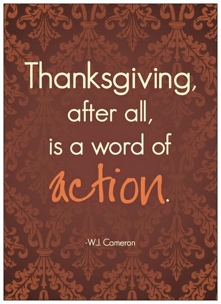Quote On Thanksgiving  Best 25 Thanksgiving quotes ideas on Pinterest