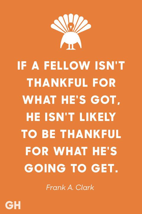 Quote On Thanksgiving  22 Best Thanksgiving Quotes Inspirational and Funny