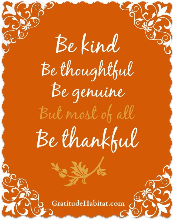 Quote On Thanksgiving  23 Thanksgiving Quotes Being Thankful And Gratitude