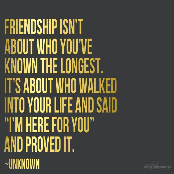 Quotes About Friendship  25 Best Inspiring Friendship Quotes and Sayings Pretty