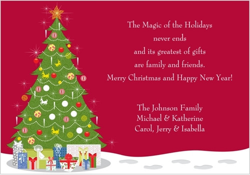 Quotes For Christmas Card  christmas card sayings