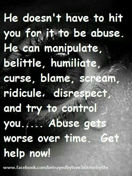Relationship Abuse Quotes  1271 best images about Emotional Verbal Abuse on Pinterest