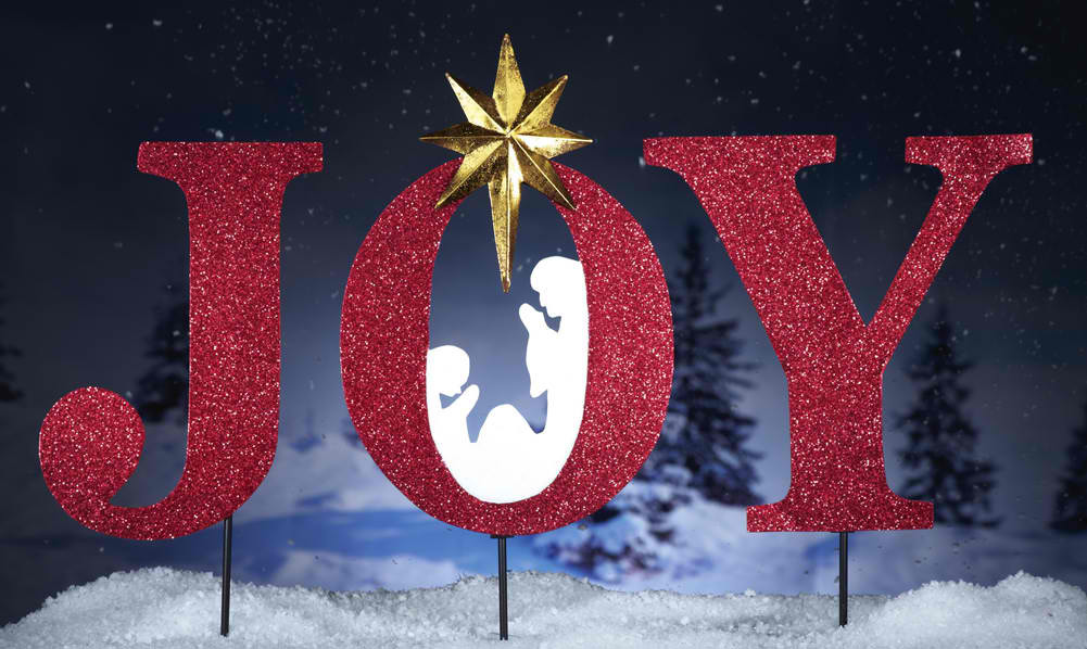 Religious Outdoor Christmas Decorations  30 Outdoor Christmas Decorations Decoholic