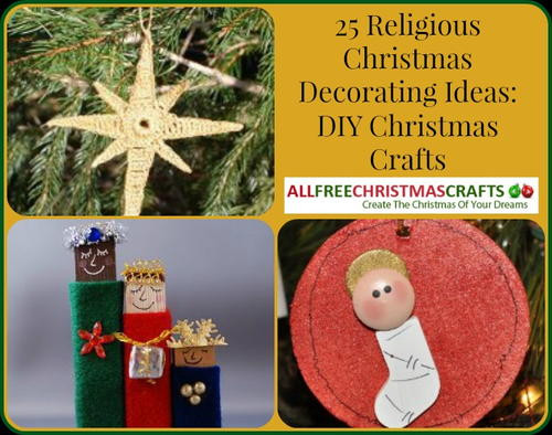 Religious Outdoor Christmas Decorations  25 Religious Christmas Decorating Ideas