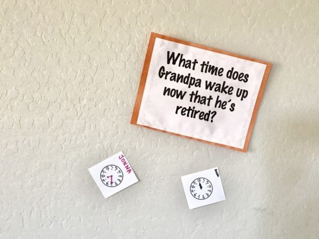 Retirement Party Game Ideas  Family Friendly Retirement Party Games & Ideas A Mom s Take