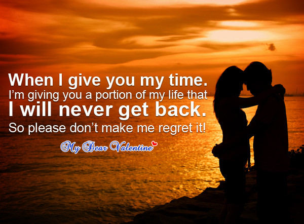 Romantic Quotes About Time  Romantic Quotes About Time QuotesGram