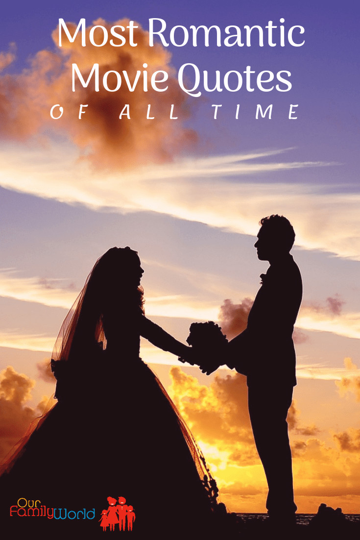 Romantic Quotes About Time  Most Romantic Movie Quotes of all Time