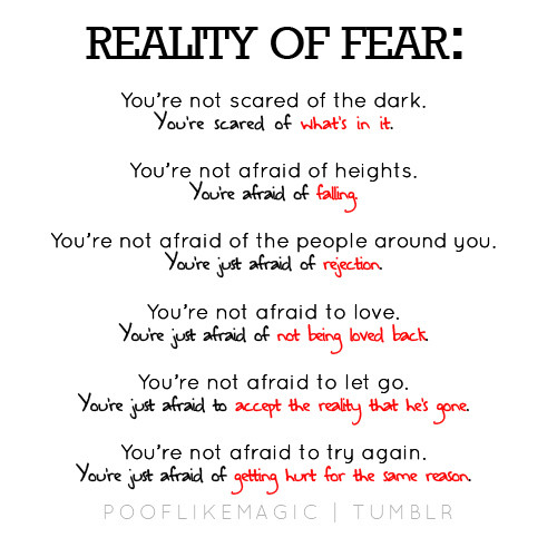 Scared To Love Quotes  Afraid To Love Again Quotes QuotesGram