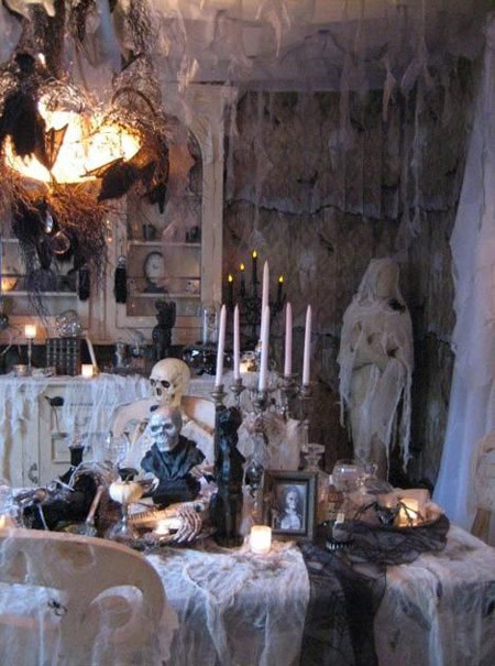 Scariest Halloween Party Ideas  Most Pinteresting Halloween Decorations To Pin on Your