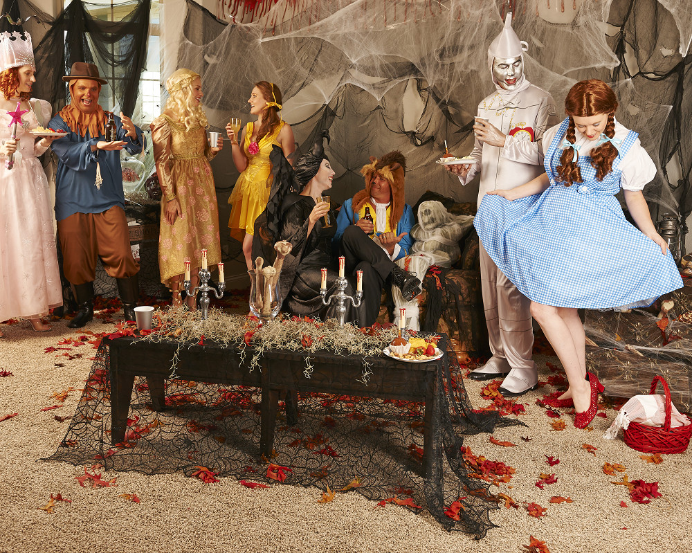 Scariest Halloween Party Ideas  Scary Tales Halloween Party Theme Halloween Costume Ideas