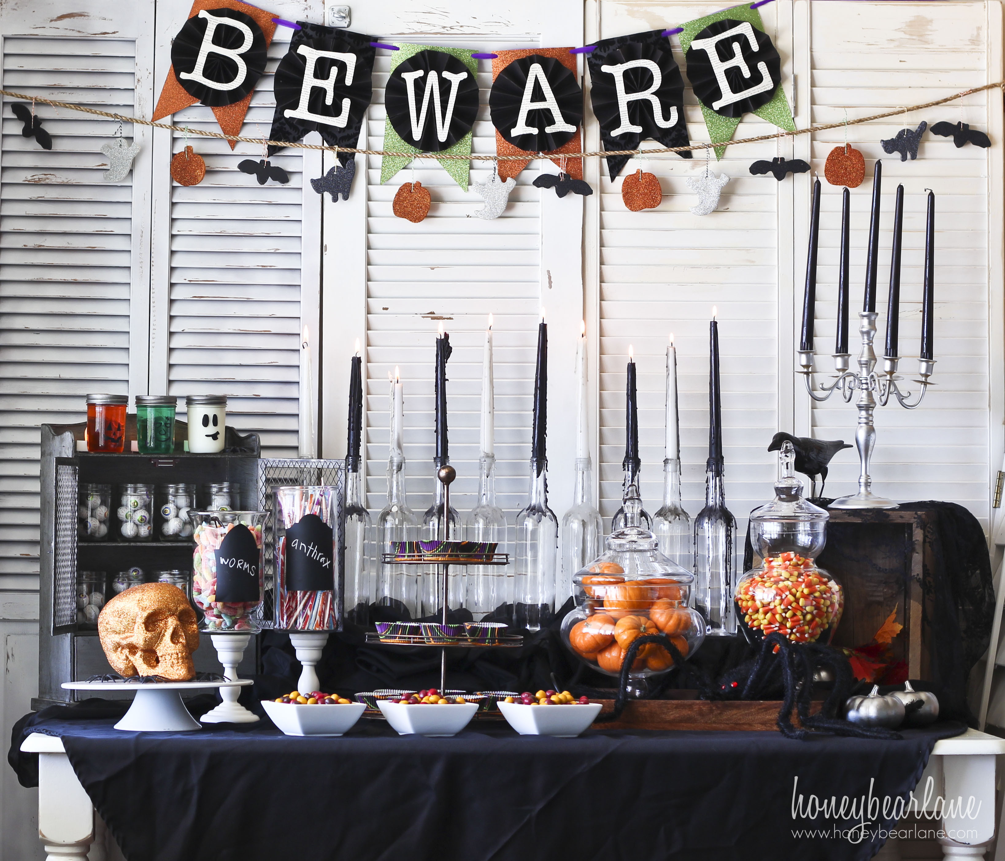 Scariest Halloween Party Ideas  Creating Home Scary Halloween Decorating Ideas
