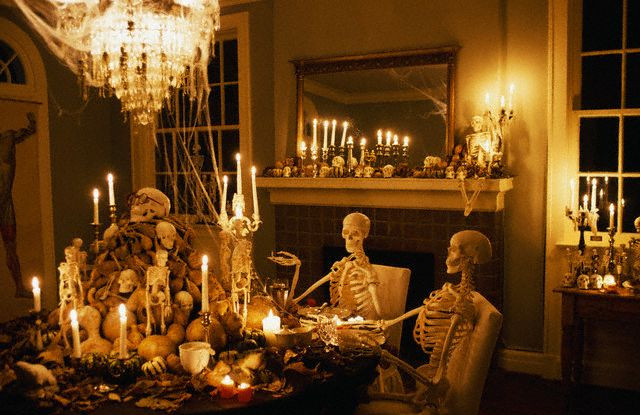 Scariest Halloween Party Ideas  Chloe s Inspiration Halloween Party Decor Celebrate