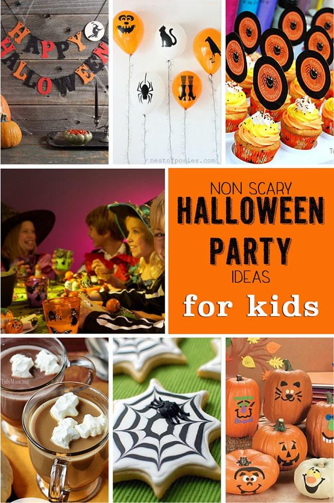 Scariest Halloween Party Ideas  Frightfully Fun DIY Halloween Ideas