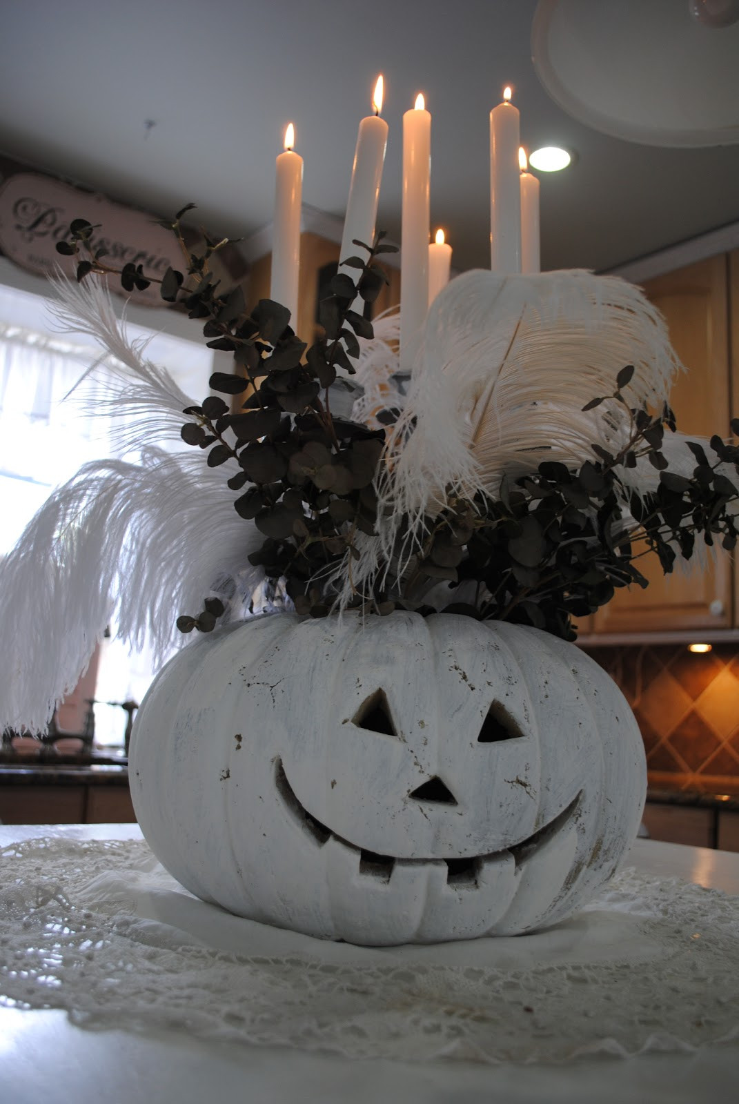 Shabby Chic Fall Decor  Patty Dorsi Designs Decorating for fall Shabby Chic Style