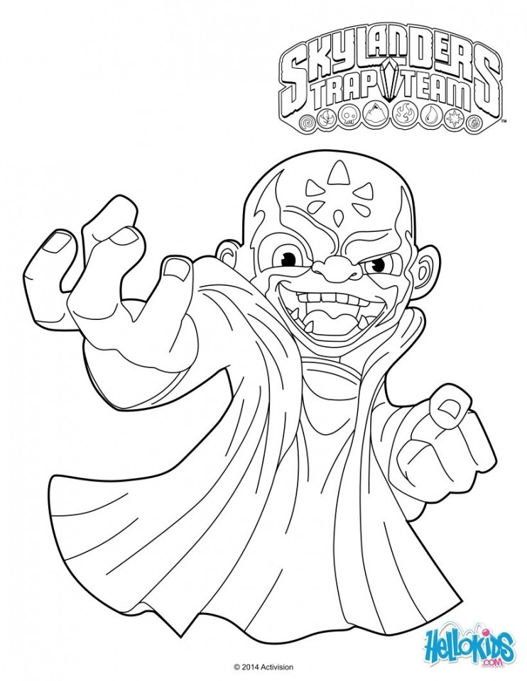 Skylander Boy And Girl Coloring Pages  Get This Skylander Coloring Pages for Boys and Girls