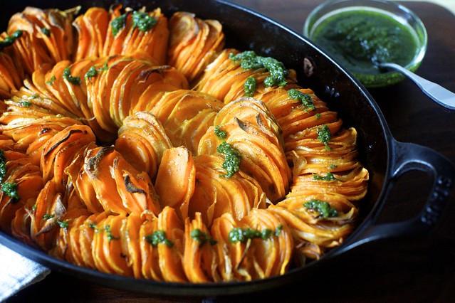 Smitten Kitchen Thanksgiving  crispy sweet potato roast – smitten kitchen