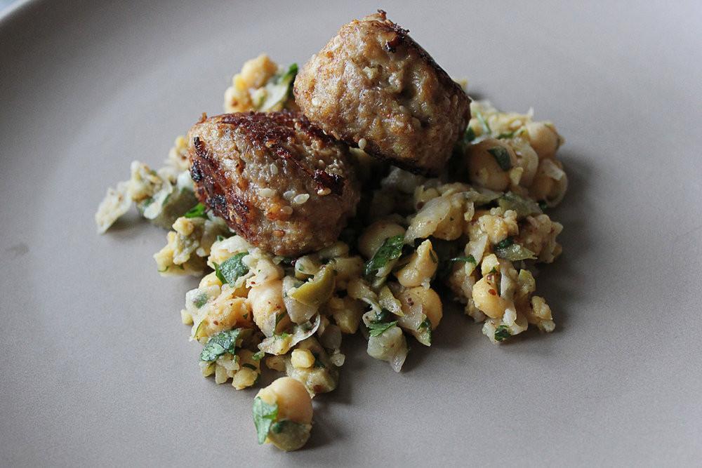 Smitten Kitchen Thanksgiving  Smitten Kitchen s Sesame Spiced Turkey Meatballs Smashed