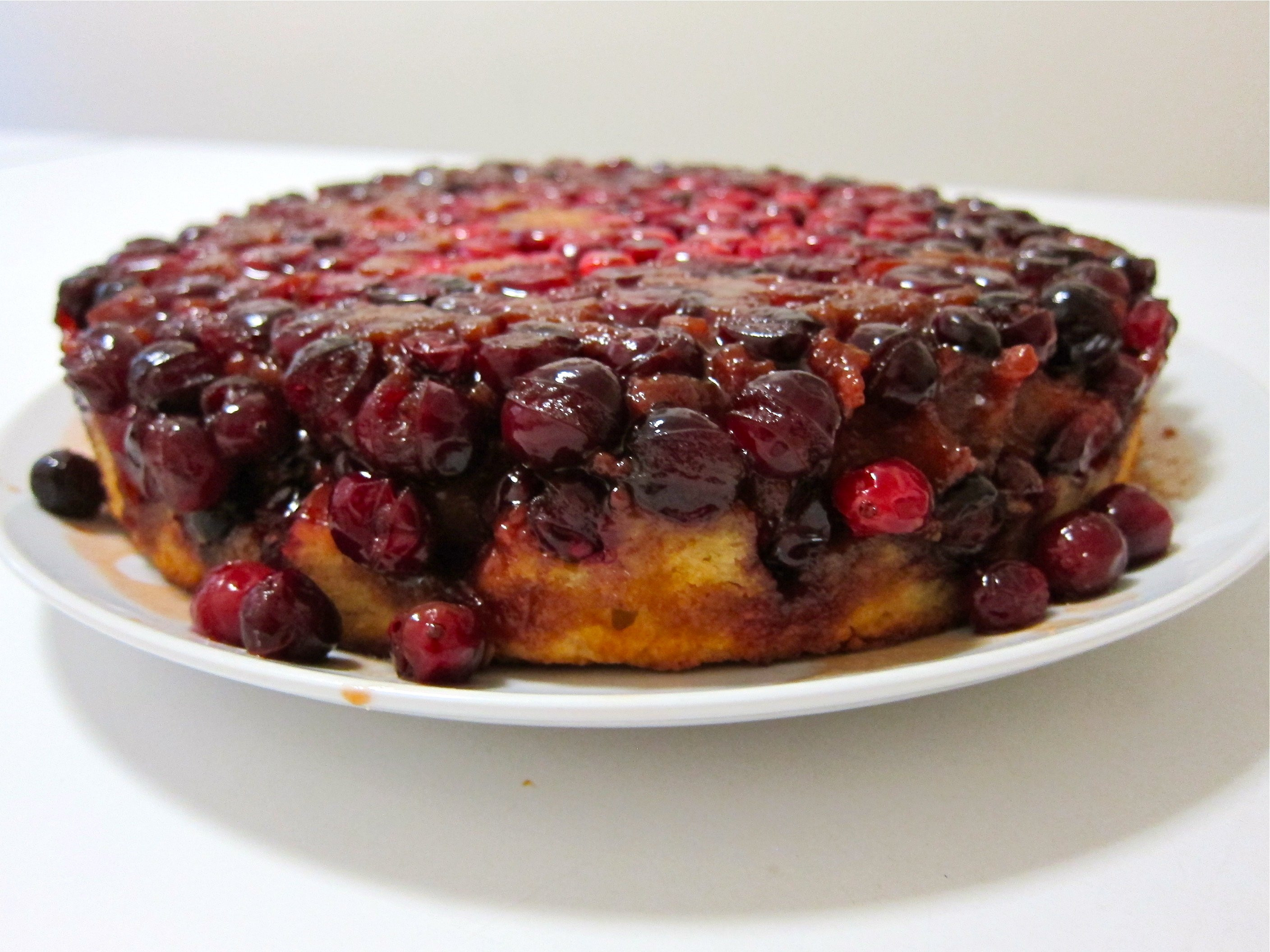 Smitten Kitchen Thanksgiving  Cranberry Syrup And An Intensely Almond Cake Smitten