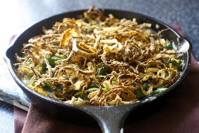 Smitten Kitchen Thanksgiving  green bean casserole with crispy onions – smitten kitchen