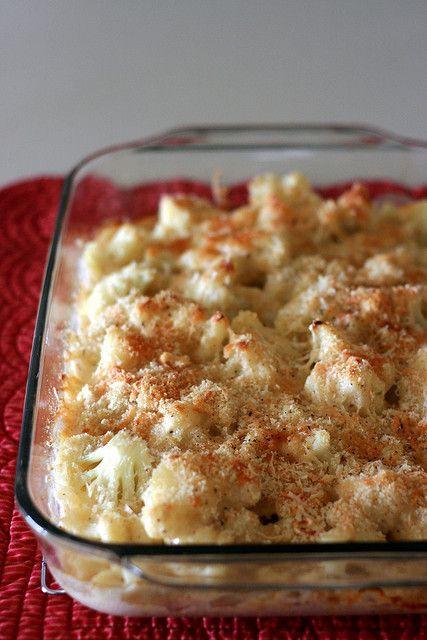 Smitten Kitchen Thanksgiving  Smitten Kitchen Cauliflower Gratin adapted from Ina