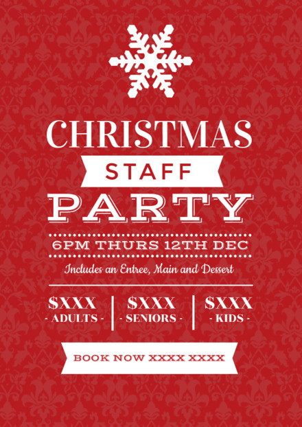 Staff Christmas Party Ideas  Xmas Staff Party Easil