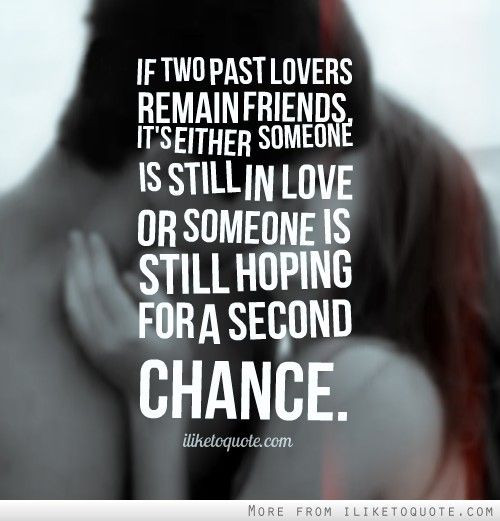 Still In Love Quote  Best 25 Second chances ideas on Pinterest