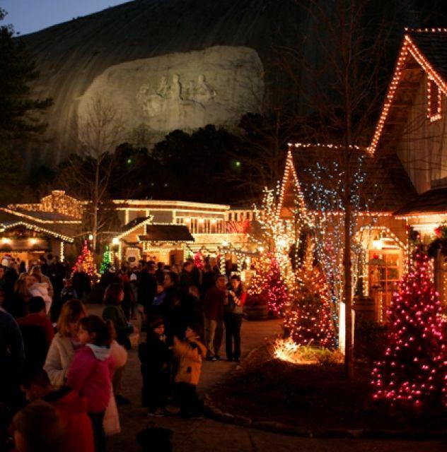 Stone Mountain Christmas 2019  Stone Mountain Christmas 2013