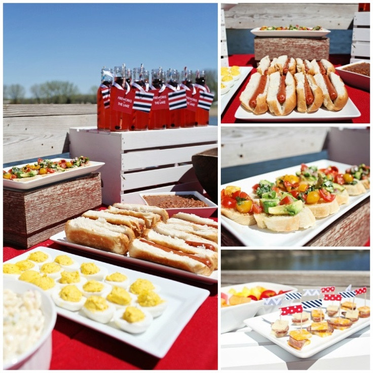 Summer Food Party Ideas  Summer Party Ideas Party Food