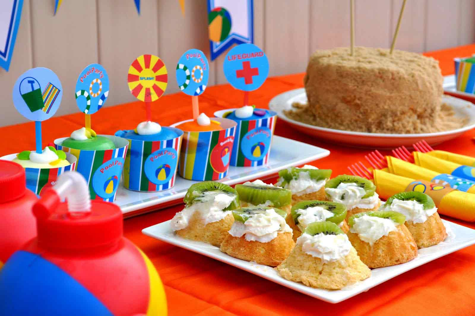 Summer Food Party Ideas  Coolest Summer Party Ideas