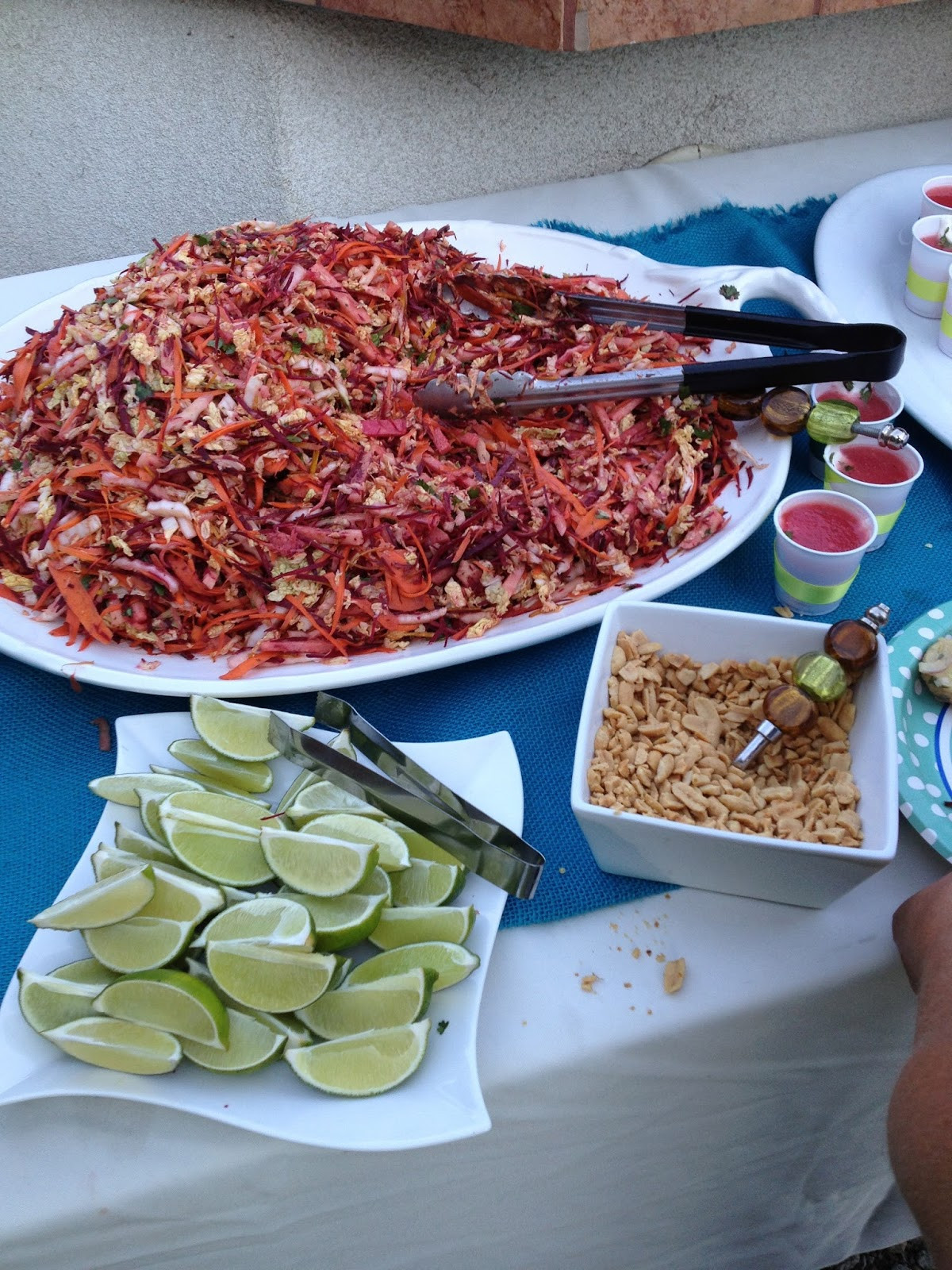 Summer Food Party Ideas  Coconut Love Clean And Light Summer Party Food For Mom s