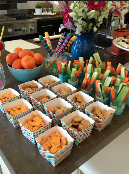 Summer Food Party Ideas  Simple Summer party planning tips Kid Food Ideas