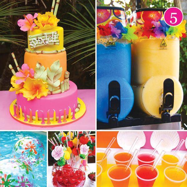 Summer Party Ideas For Teens  Best 25 Teen pool parties ideas on Pinterest