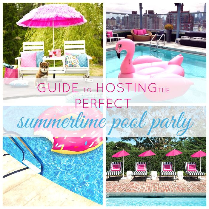 Summer Pool Party Ideas For Adults  Best 25 Adult pool parties ideas on Pinterest