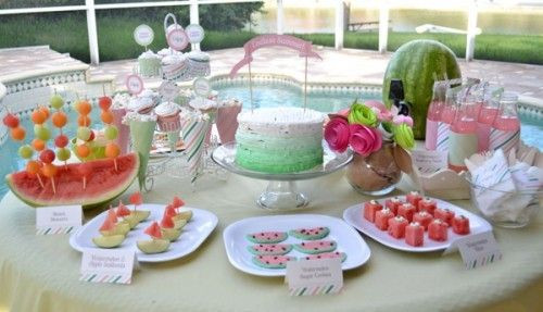 Summer Pool Party Ideas For Adults  adult pool party ideas