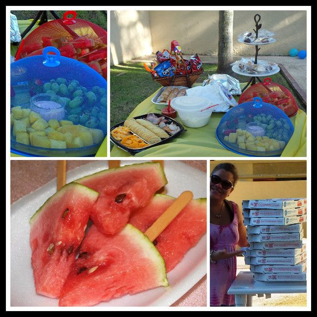 Summer Pool Party Ideas For Adults  Pool Party Birthday Party Ideas Hannah BDAY ideas