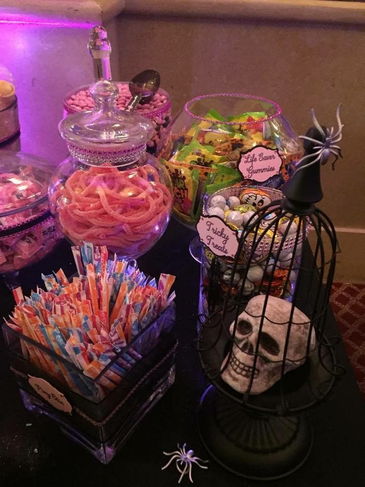 Sweet 16 Halloween Party Ideas  358 best images about Halloween themed Sweet Sixteen Ideas