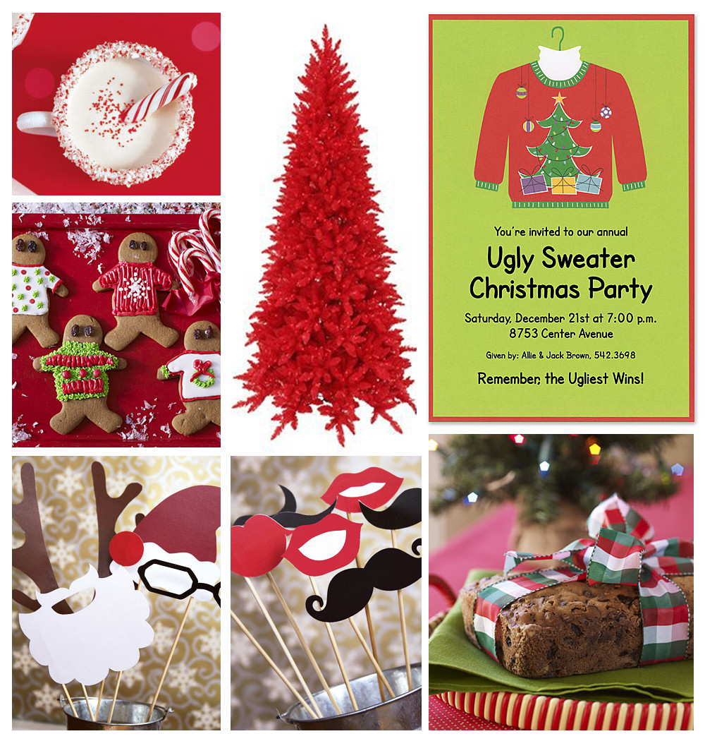 Tacky Christmas Party Ideas  Noted