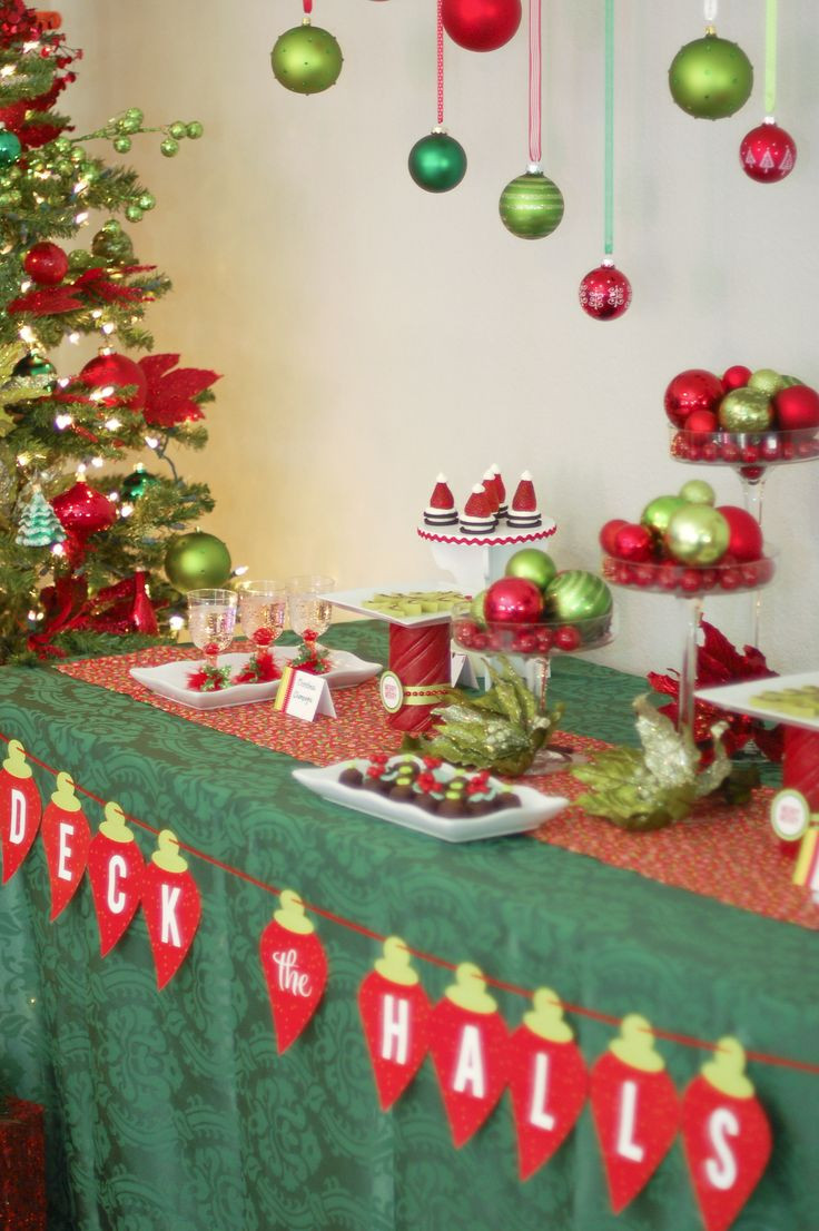 Tacky Christmas Party Ideas  25 best ideas about Ugly Sweater Party on Pinterest
