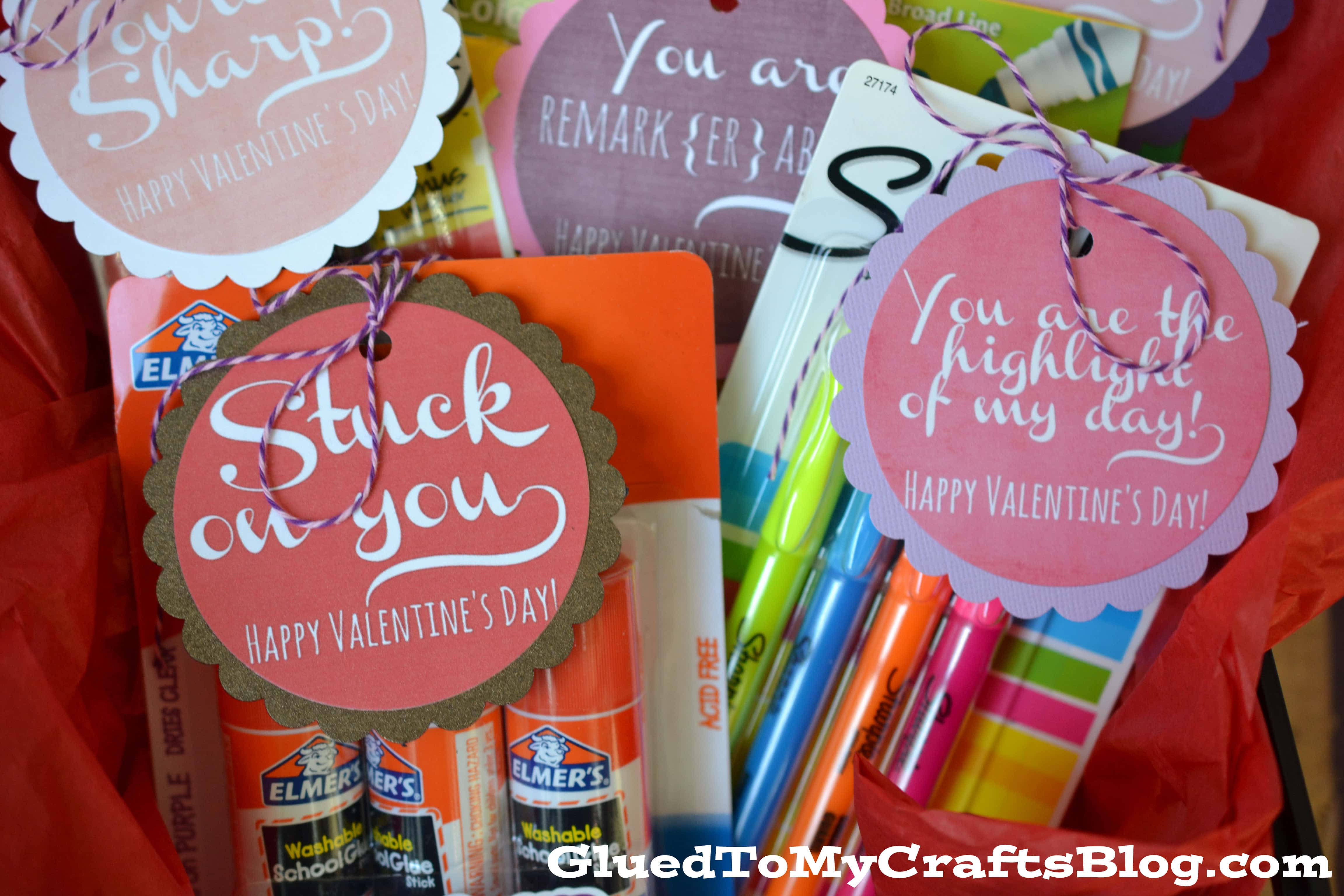 Teacher Valentines Gift Ideas  Valentine Teacher Gift Idea Free Printable