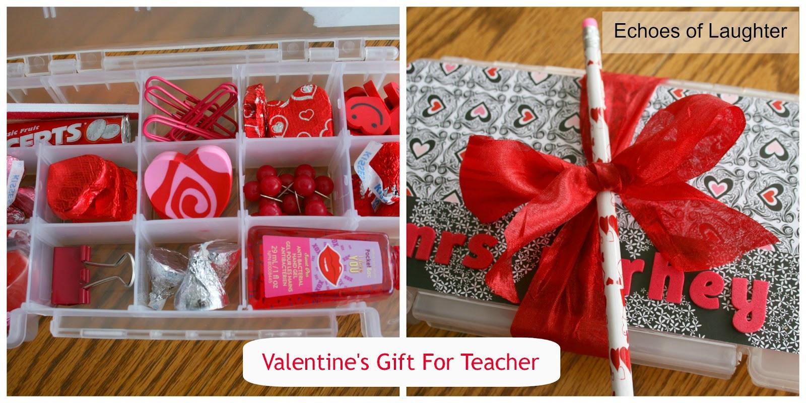 Teacher Valentines Gift Ideas  10 Inspiring Valentine s Ideas Echoes of Laughter