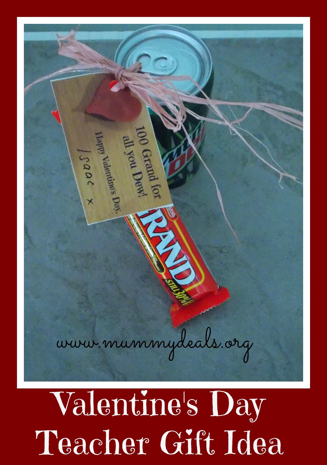 Teacher Valentines Gift Ideas  6 Valentine s Day Teacher Gift Ideas Mummy Deals