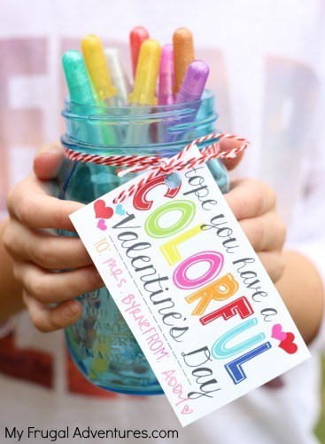Teacher Valentines Gift Ideas  Easy Valentine Gift Ideas for the Teacher Happy Home Fairy