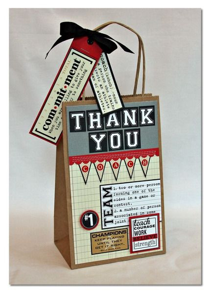 Thank You Coach Gift Ideas  100 best Thank You Coach Gift Ideas images by Gift Card